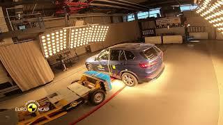Euro NCAP Crash Test of BMW X5