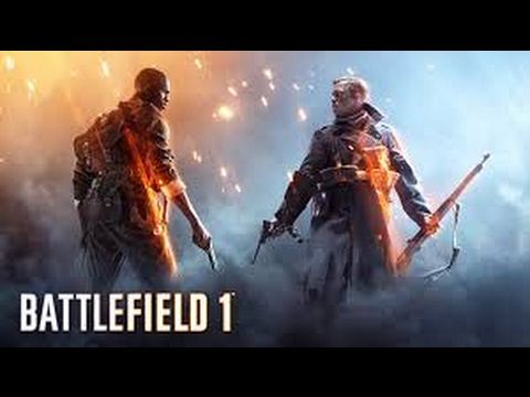 Battlefield 1 Online Action with YOU! [Support Class - Conquest]