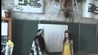 Урок Української Мови з елементами народознавства