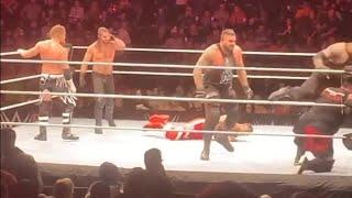 WWELafayette LiveEvent 17/1/2020 Raw SmackDown RoyalRumble2020