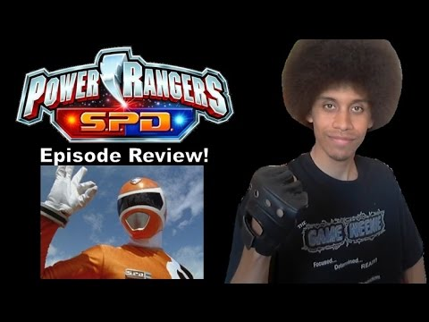 Power rangers spd episode 10 stakeout