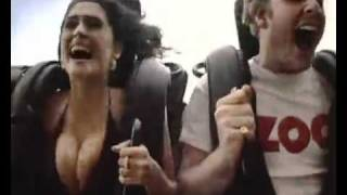 Repeat youtube video boobs + rollercoaster