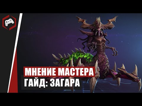 видео: МНЕНИЕ МАСТЕРА: «torocorrido» (Гайд - Загара) | heroes of the storm