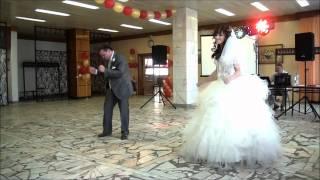 Сюрприз гостям =) unusual wedding dance