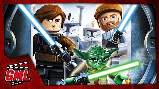 LEGO STAR WARS 3 THE CLONE WARS - FILM JEU COMPLET FRANCAIS