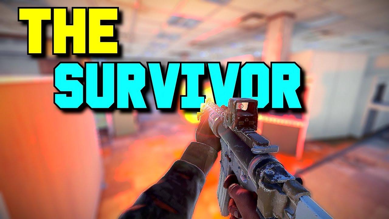The Last One Left Rust Solo Survival Part 3 Finale Youtube