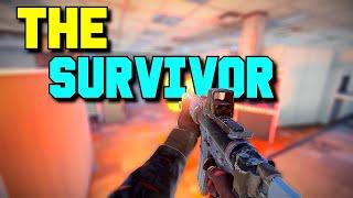 THE LAST ONE LEFT - Rust Solo Survival Part 3 (FINALE)
