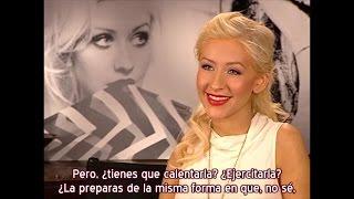 """Christina Aguilera - Entrevista Buzz Bishop """"Back To Basics"""" 2006 (Subtítulos español)"""