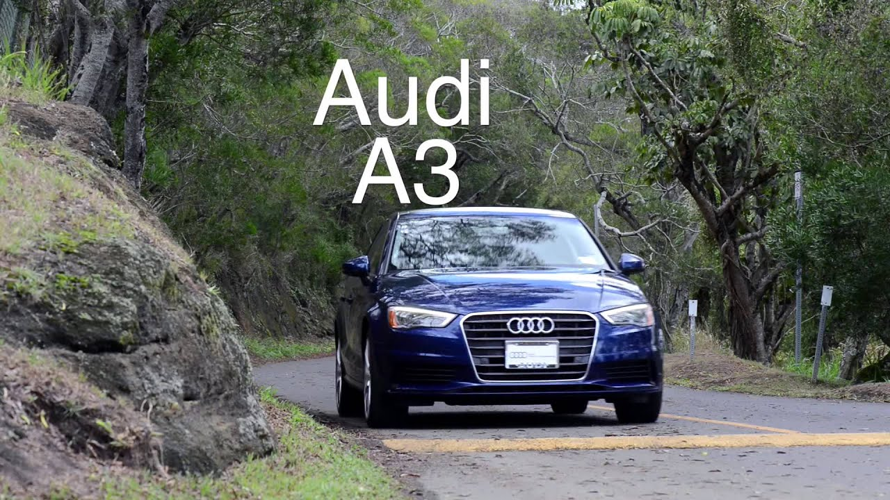 Audi Hawaii Presents The Audi A YouTube - Audi hawaii