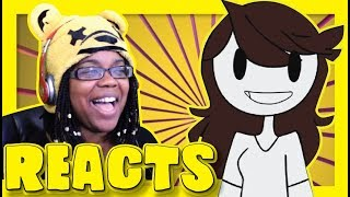REACTING TO Jaiden Animations' Opinion On Halloween