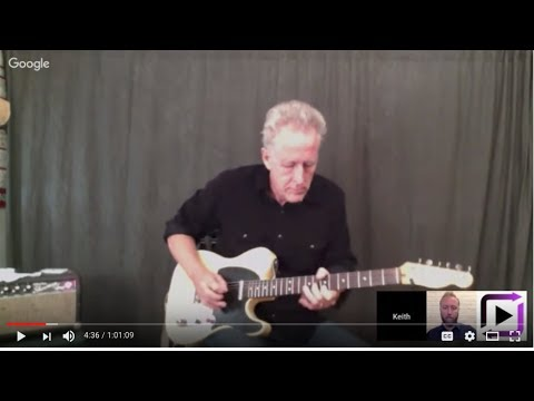 ArtistWorks Live: Talking Blues with Keith Wyatt