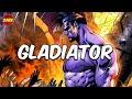 Thanos vs. Gladiator - YouTube