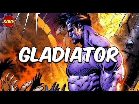 Who is Marvel's Gladiator? Now THAT'S an Ego Boost!