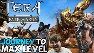 "TERA: Journey To Level Cap Episode 1 ""Humble Beginnings"""
