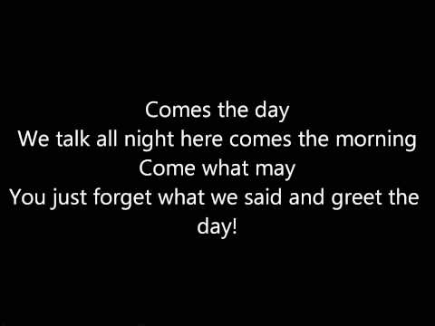 Walk Away - Joe Walsh cover with Lyrics