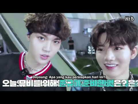 [SUB INDO] TREASURE - T.M.I EP 10 - 'BOY' MV Behind The Scenes