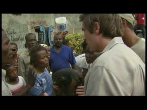 Hunt for Clean Water in Haiti