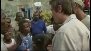 Hunt for Clean Water in Haiti