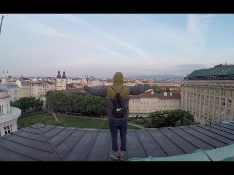 Vienna Weekend Trip - GoPro Hero 4 Black