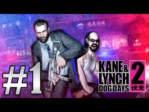 Kane Lynch  Dog Days Angry Review