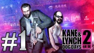 Kane & Lynch 2 Dog Days: Playthrough / Gameplay Parte 1 [PT- BR]