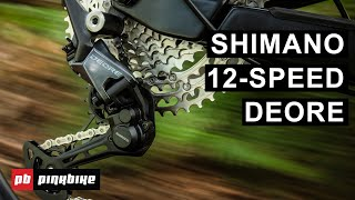 USA NEW 2021 Shimano Deore 12 speed Group M6100 10-51t 175mm Crankset 30T Boost