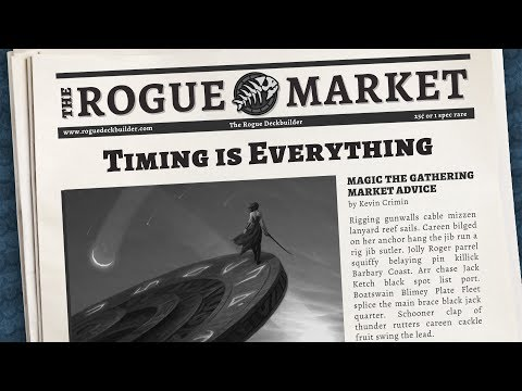 Market Monday: Understand Timing in Magic the Gathering Finance