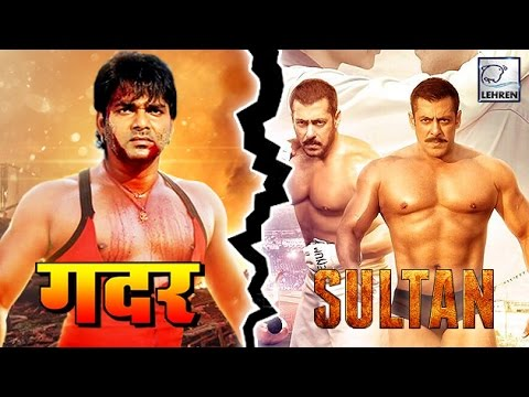 Pawan Singh's GADAR Gives Tough Fight To Salman Khan's SULTAN | Lehren Bhojpuri