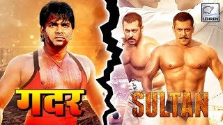 Download the 'lehren android app' - https://goo.gl/m2xnrt pawan singh's big budget bhojpuri movie ' gadar' is giving tough fight to salman khan's hindi movie...