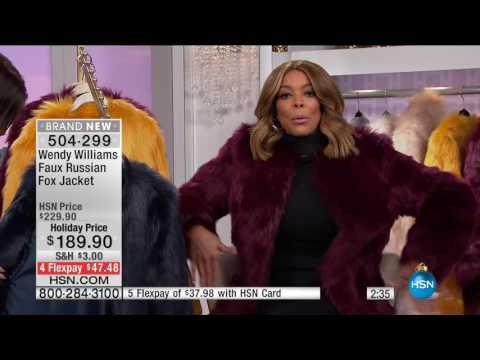 HSN | Weekends with Wendy Williams Fashions 11.05.2016 - 02 PM