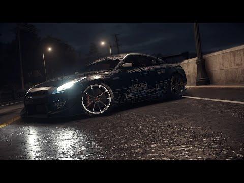 # Need for Speed Carporn Nissan GT-R (2015) Rocket Bunny #