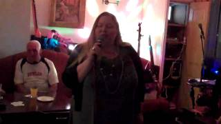 Curly Cols Karaoke Music Show - Presents - Lisa - Never Forget You.MP4