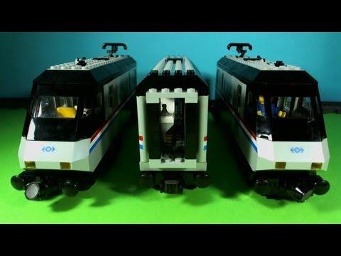 LEGO METROLINER 10001 / 4558