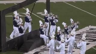 2011 Grant Co Marching Band