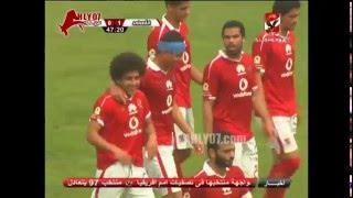 هدف الأهلي الأول في سيراميكا كليوباترا مقابل 0 سعد سمير وديا 23 مارس 2016