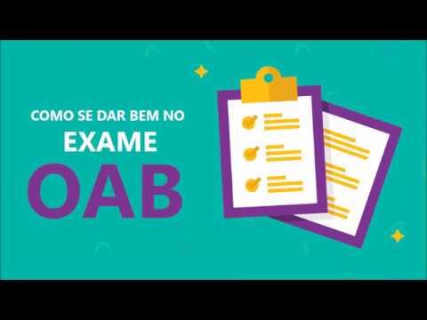 Como passar no Exame da OAB [VÍDEO]