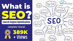 SEO Tutorials for beginners 2018 | Learn Complete Digital Marketing,  Search Engine Optimization (SEO), SMO, SMM, SEM in Hindi