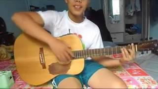 hay de anh yeu em lan nua guitar huong dan