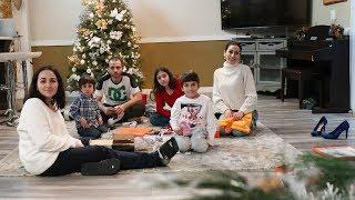 Հարազատ Ձմեռ Պապը - Heghineh Family Vlog - Հեղինե - Heghineh Cooking Show in Armenian