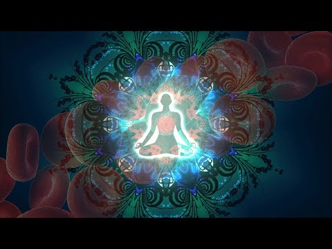 741 Hz Music for Healing Cells from Toxins and Electromagnetic Radiations | Shamanic Drum and Water