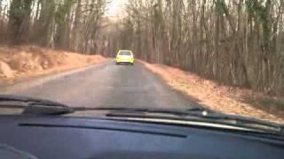 Balade 205 GTI, 205 rallye, et 2 106 s16 (partie 1)