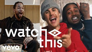 Download Lagu Justin Bieber - Reactions to Justin Bieber s Intentions ft Quavo Watch This MP3