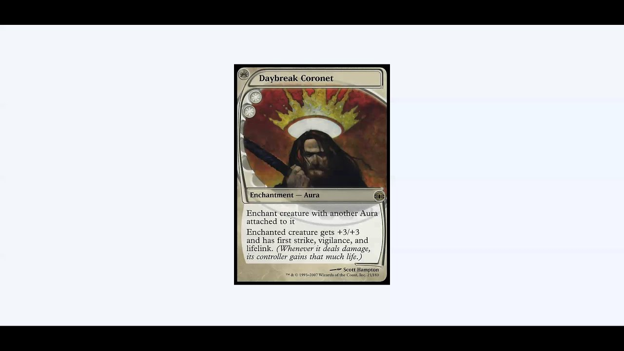 MTG Top 10 White Cards in Modern - YouTube