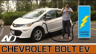 Chevrolet Bolt EV - El auto eléctrico para el pueblo... ¡De Dubai! - Review