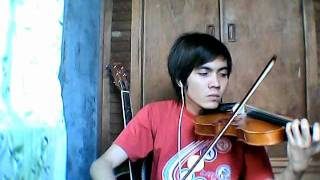 First Love - Utada Hikaru Violin