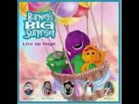 Barney Big Surprise Soundtrack Part 1 Wmv