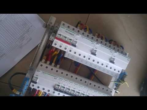 Electrical DB work in Dubai