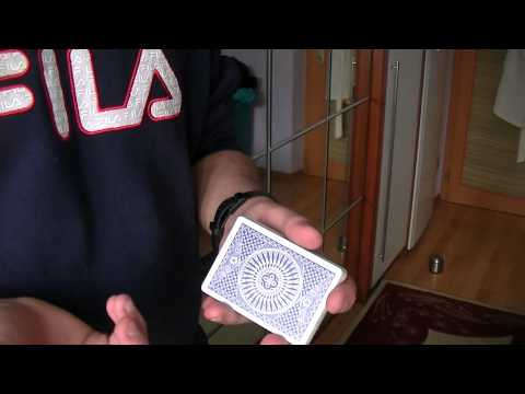 Too Quick Card Trick Performance Tutorial