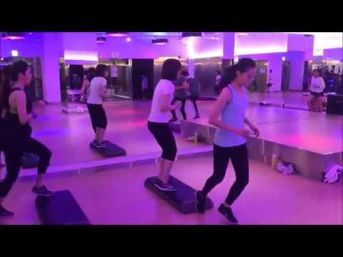 High Intensity Interval Training (HIIT) TRUE YOGA FITNESS - Taiwan Coach Kenneth Rego