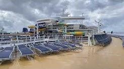 🔴LIVE: Harmony of the Seas Docked at Saint Maarten!
